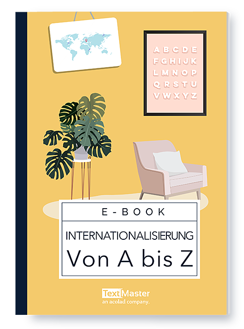 DE-Internationalisierung von A-Z