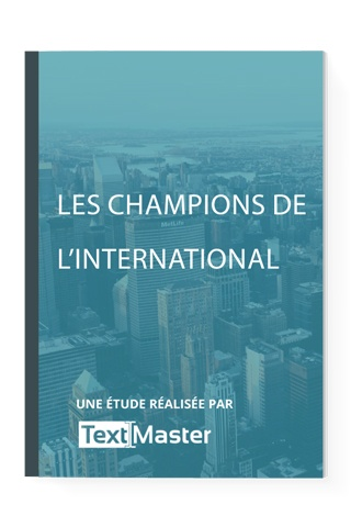 Les champions de l'international